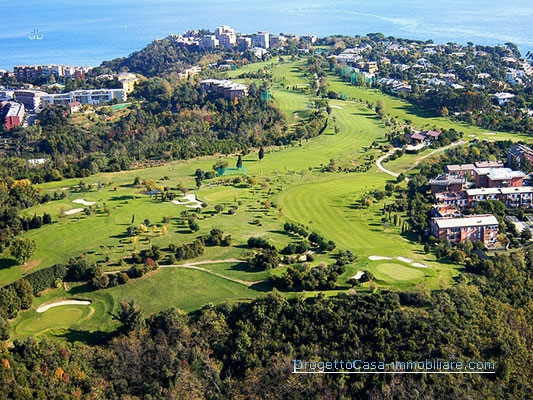 Golf Arenzano Pineta