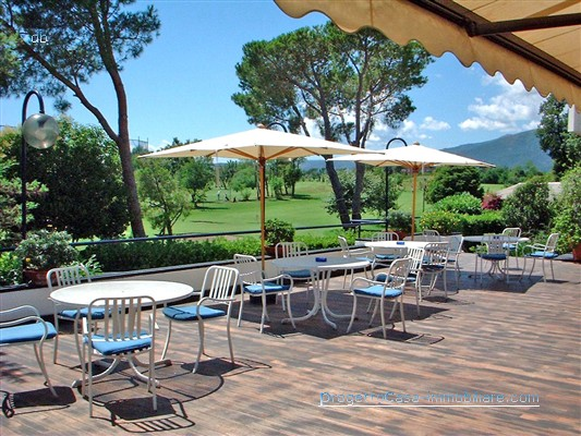 Terrazza Golf Arenzano Pineta